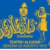 Genova-TeatroAlcione-August 22nd 1972