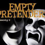 Empty Pretenders - Audio