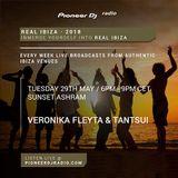 Real Ibiza 2018 - Veronika Fleyta at Sunset Ashram