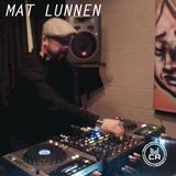 Mat Lunnen @ CTRL ROOM - December 2014