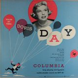 """Doris Day – You're My Thrill Columbia – CL 6071 01 Aug 1949  10"""" LP"""