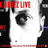 PATRICK ARBEZ LIVEACT @ XS CLUB BELGIEN 09.03.18
