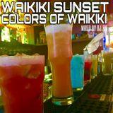 WAIKIKI SUNSET - COLORS OF WAIKIKI
