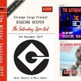 WE DIG DEEPER #Cassette Eight 04.11.17 Nick Shearer & Marc Godin