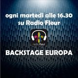 Backstage Europa 30 APRILE 2013