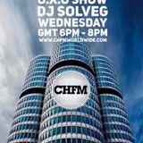 DJ SOLVEG O.X.O show on Chicago House FM Wednesday 12_09_2018