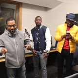 SIDE-B RADIO SHOW INTERVIEW WITH CYPHER CLIQUE ON WPRB 103.3FM 12/04/16