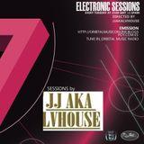 Electronic Sessions Temporada 2 - JJAKALVHOUSE (13/06/17)