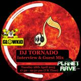 GL0WKiD Generation X pres. DJ TORNADO (PL) GuestMix & Interview @ Planet Rave Radio (28.04.2015)