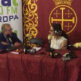 Arahal al día de radio (24/05/2017-Maratón) Entrevista a Manuel Marín.