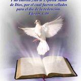 No entristezcáis al Espíritu Santo