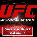 UFC - 01 - QUEM É O MAIOR?