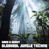 Old Skool Jungle Techno Mix - Hard & Heavy Rave