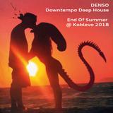 Denso - Downtempo Deep House Live @ Koblevo 2018