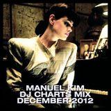 Manuel Kim DJ Charts December 2012