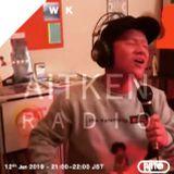 WK @AITKEN RADIO - 12.01.19