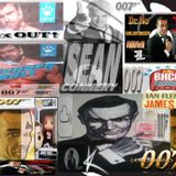 Poptarts#192 James Bond Show #2 Sean Connery Years Inspired , Various Mix.