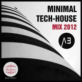 Andrea Berna - Minimal Tech-House Mix 2012