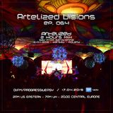 Artelized Visions 064 (April 2019) with Artelized set from Serotonina (13.04.2019 - Warsaw - Poland)
