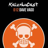 KaizokuCast 012 - Dave Vago (Netherlands)