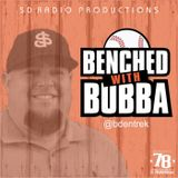 Benched wtih Bubba EP110 - Scott Jenstad of Rotowire talking MLB Trade Deadline