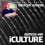iCulture #89 - Special Guest - Groove Junkies
