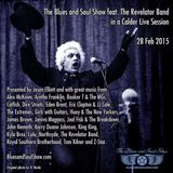 The Blues and Soul Show featuring the Revelator Band in a Calder Live Session - Feb 28th 2015