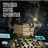 World Soul Spectre, Live Aug 7, 2018
