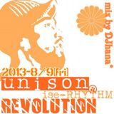 2013-08 Revolution mix / mix by DJhana*