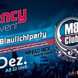 Blaulicht Party M8 Schwerin 02.12.17 PART 1
