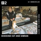 Dedekind Cut & Simran - 2nd February 2018