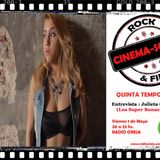 09x05  Julieta Grimaldo(Los Super Bonaerenses)+Ex Dealer+Fuego Amigo Discos-A Sala Llena