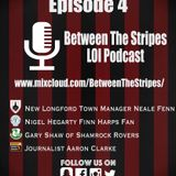 Between the Stripes LOI podcast episode 4