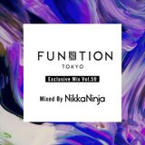 FUNKTION TOKYO Exclusive Mix Vol.59 Mixed By Nikka Ninja
