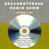 BeachBoyFresh Show #92 (9.11.2019) R&B CD Music