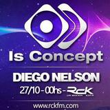 Dj Guest - Is Concept - Rck fm - 27-10-12