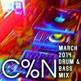 March 2014 DNB Mix (70mins)