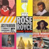 Old School RnB Anthems 1984 'The 80s Groove'