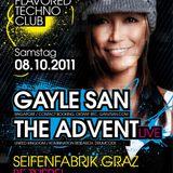 Gayle San - Best HR XXL Clubnight - 5th April 2003