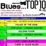 BLUES TOP 10 (Cluster 4) - Giovedi 05 Febbraio 2015