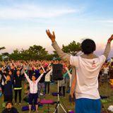 Yoga Mix by Ikki_Bando @ Okinawa Satsang Fest 2015