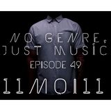 11Moi11 Dj Mix Episode 49: Psy-Trance (September 2018 Releases)