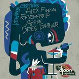 Alex Finkin b2b Greg Gauthier b2b Dj Reverend P @ The Djoon Experience, Friday march 28th, 2014