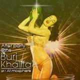 After party @the Burj Khalifa pt.1 At.mosphere