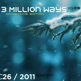 03 - Tone Depth - 3 Million Ways 019 @ TM radio [26 dec 2011 ]