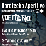 MEMERO @ Where is Jesus? Hardteeko Aperitivo 24.10.14