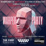 NUKAGE LIVE! @ WARPER PARTY 11/21/2017