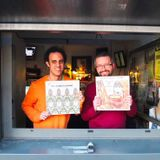 Four Tet & Chris Menist - 17th February 2015