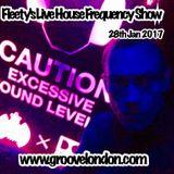 DJ FLEETYS HOUSE FREQUENCY 28TH JANUARY 2017 BOOKINGS +44 (0) 7572 413 598