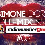 Simone Dore Deep House Live Mix RadioNumberOne 2LiveParty #02